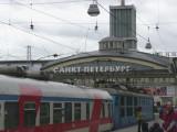 Train Station St Petersburg, Russia