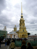 Saints Peter & Paul Cathedral (1700's)