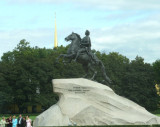 Peter the Great Monument (1782)
