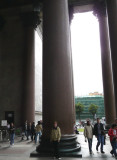 Columns of St Isaac's Cathedral