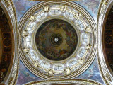 St Isaac's Central Dome (note Dove in Center)