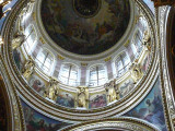 Another Perspective of St Isaac's Central Dome