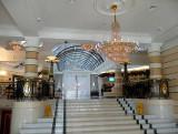 Hotel Lobby in St Petersburg