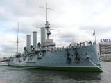 Cruiser Aurora Fired Shot That Signaled Beginning of 1917 Revolution (Lenin)