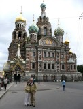Church on the Spilled Blood (1883-1907)
