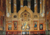 Main Iconostasis - Church on the Spilled Blood