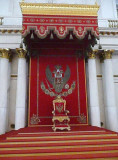 Throne in Winter Palace