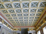 Ceiling in Golden Drawing Room