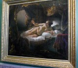 Dame (Rembrandt Collection in Hermitage)