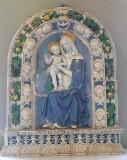 Madonna & Child (Andrea della Robbia 1435-1525)