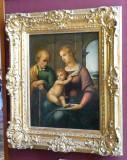 The Holy Family with Beardless Joseph  (Raphael 1506)