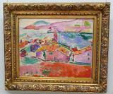 Vue de Collioure (Henri Matisse 1905)