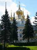 West Chapel at Peterhof (One of Matching Pair)