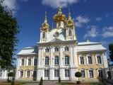 West Chapel at Peterhof
