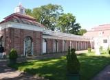 The Montplaisir Palace (1714-1723) at Peterhof