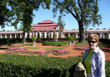 Rear Garden at Montplaisir Complex