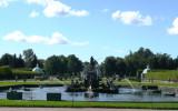 The Neptune Fountain (Upper Gardens)