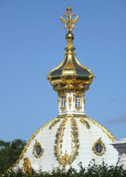 Details of Cupola on Coat of Arms Wing