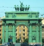 Narva Triumphal Arch (1834)