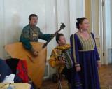 Lunch Entertainment (Caravay with Litova Anna)