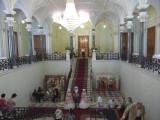 Inside Nikolaevsky Palace