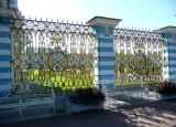 Fence Outside Catherine Palace (1752-56)