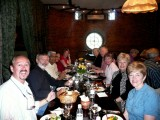 Lunch at 'The Admiralty' Restaurant