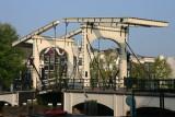 Cantilevered drawbridge