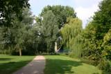 Vondelpark path