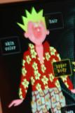 Animated Wayne at Nemo