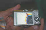 Wayne's shattered camera