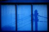 ELECTRIC BLUE WINDOWS