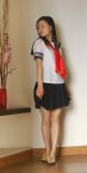 Back in School Uniform