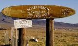 Keeler Beach Keeler, California   October 2006