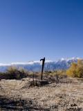 Forgotten Water Pump Manzanar Historical Monument, California, October 2006