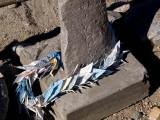 Hope for Peace Manzanar Historical Monument, California, October 2006