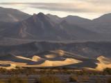 Dune Morning Death Valley, California  February 2007