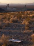 No Water Rhyolite, Nevada  February 2007