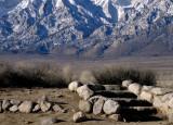 Stairway Manzanar National Monument, California February 2007
