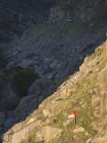 <B>Dangerous Curve</B> <BR><FONT SIZE=2>Kern River Canyon, California, February 2007</FONT>