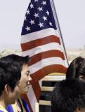 These Colors Represent Diversity Manzanar National Monument, California, April 2007