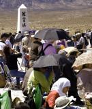 Covered Head Manzanar National Monument, California, April 2007