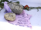 Never Again Manzanar National Monument, California, April 2007