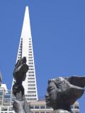 Liberty and Commerce San Francisco, June 2007