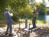 Hold That Pose Di Rosa Preserve, Napa County, California, June 2007