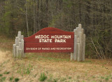 Medoc Mountain State Park, NC - April 2007
