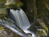 Small cascade on the Whitewater River