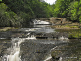 Cascades along Whitewater River