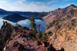 Hillman Peak and Wizard Island