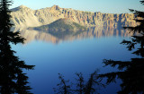 Crater Lake from Sun Notch #2